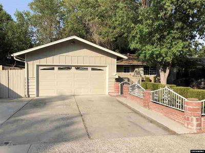 Reno Single Family Home For Sale: 1265 Kings Row