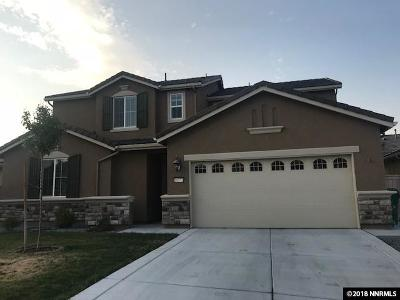 Reno Single Family Home For Sale: 10572 Foxberry Park Dr