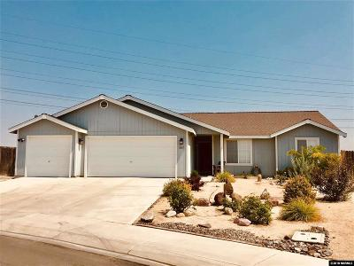 Fernley NV Single Family Home Active/Pending-Loan: $265,000