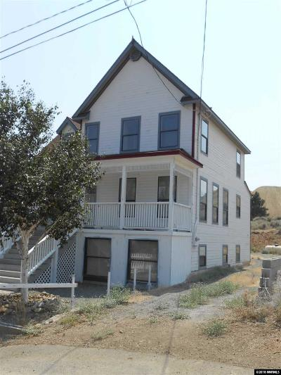 Virginia City Single Family Home For Sale: 425 E Mill St