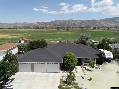 Reno, Sparks, Carson City, Gardnerville Single Family Home For Sale: 1663 Buzzys Ranch Road