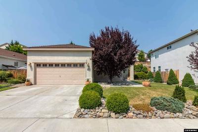 Carson City Single Family Home New: 2686 Longridge