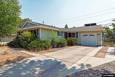 Reno Single Family Home Active/Pending-House: 3480 Pierremont Rd