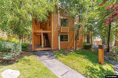 Incline Village Condo/Townhouse For Sale: 939 Incline Way #198