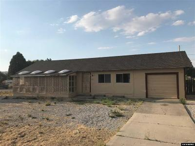 Washoe County Single Family Home New: 17275 Cold Springs Drive