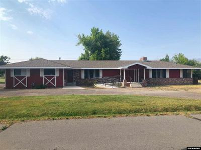 Reno Single Family Home Active/Pending-Loan: 4880 Piedmont Place