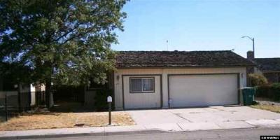 Sparks Single Family Home Active/Pending-Loan: 460 E Gault Way