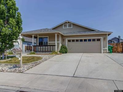 Sparks Single Family Home New: 5050 Pradera Street
