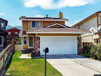 Washoe County Single Family Home New: 6910 Flower St