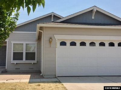 Reno Single Family Home New: 7680 Corso Street