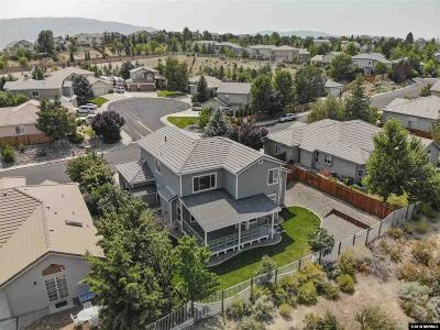 Washoe County Single Family Home New: 5741 Brittania