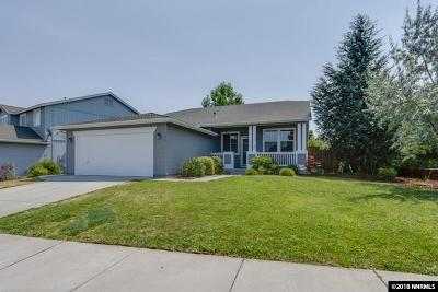 Washoe County Single Family Home New: 9180 Rising Moon Dr