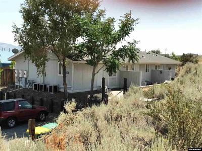 Carson City Multi Family Home New: 531 Moses St