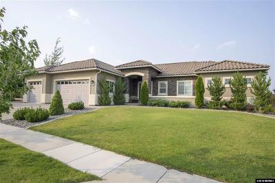Reno, Sparks, Carson City, Gardnerville Single Family Home For Sale: 1770 Laurel Ridge Dr