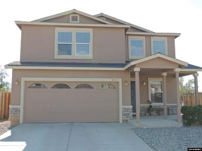 Washoe County Single Family Home Price Reduced: 8825 Silver Dawn Court