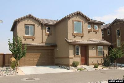 Washoe County Single Family Home New: 6549 Peppergrass Drive
