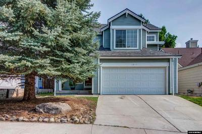 Washoe County Single Family Home New: 1811 Mountain Vista Way
