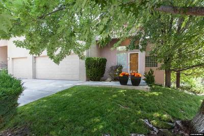 Washoe County Condo/Townhouse New: 2531 Edgerock