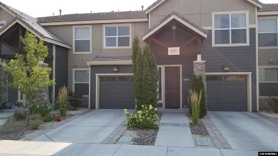 Washoe County Condo/Townhouse New: 4869 Bougainvillea Cir