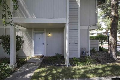 Washoe County Condo/Townhouse New: 2614 Sunny Slope #5 #DR-5