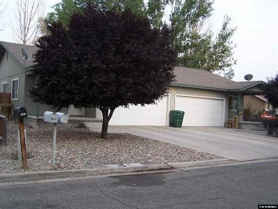 Yerington Multi Family Home For Sale: 306 Leona Ave.