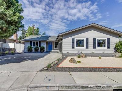 Washoe County Single Family Home New: 1935 Humboldt St.