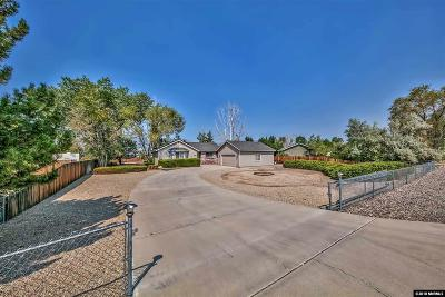 Minden Single Family Home Active/Pending-Loan: 2988 San Fernando Dr.
