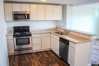 Carson City Condo/Townhouse Active/Pending-Loan: 1413 E Long
