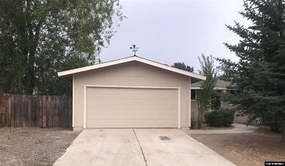 Gardnerville Single Family Home New: 1373 Antares