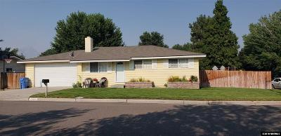 Gardnerville Single Family Home For Sale: 1390 Elges #Ave