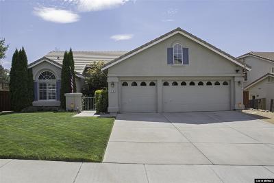 Washoe County Single Family Home New: 2790 Sandestin Drive