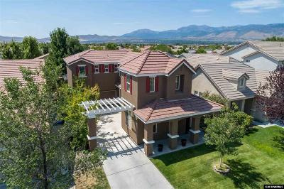 Reno Single Family Home New: 1746 Back Country