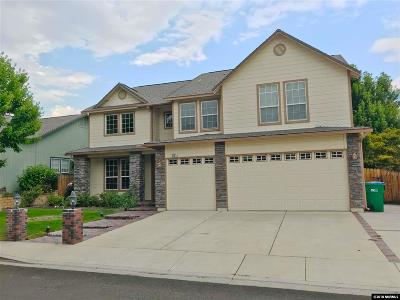 Reno Single Family Home Active/Pending-Loan: 3131 Platte River