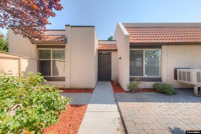 Reno Single Family Home New: 1035 Baywood #D