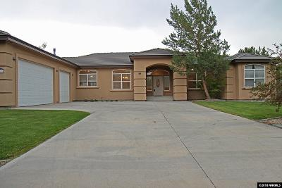 Reno Single Family Home For Sale: 1520 Star Way