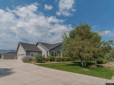 Carson City Single Family Home For Sale: 5344 Cachet Ct