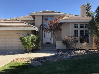 Reno Single Family Home For Sale: 3835 Cashill Blvd.