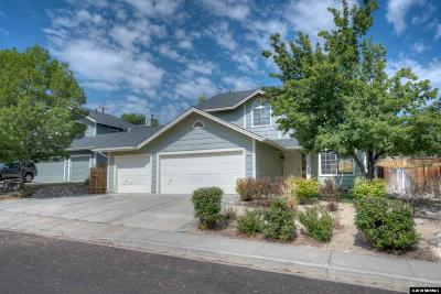 Reno Single Family Home New: 2955 Aspendale Drive