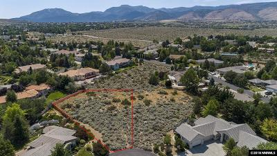 Reno Residential Lots & Land For Sale: 12 Autumn Court