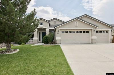 Reno Single Family Home New: 7474 Europa Drive