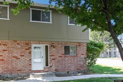 Carson City Condo/Townhouse Active/Pending-Loan: 1 Menlo Ct.