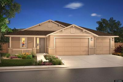 Gardnerville Single Family Home For Sale: 1541 Snaffle Bit Drive