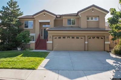 Washoe County Single Family Home New: 34 River Park Ct