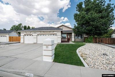 Reno Single Family Home New: 3410 University Green