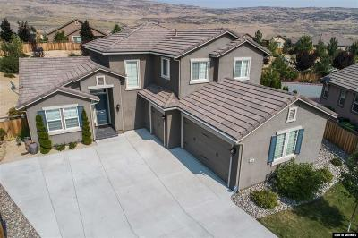 Washoe County Single Family Home New: 6756 Equation Ct.