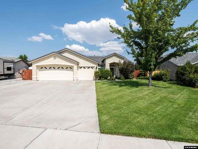 Washoe County Single Family Home New: 3235 Apio Ct.