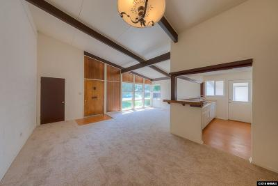 Washoe County Single Family Home New: 11791 Green Mountain