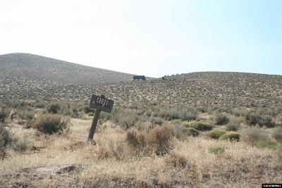Reno Residential Lots & Land For Sale: 4500 Wild Horse Road