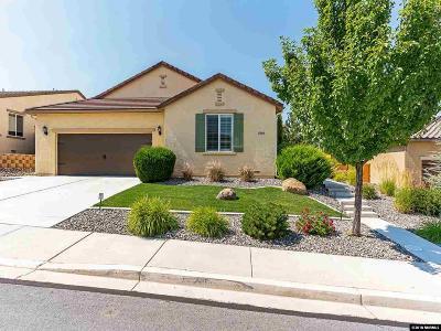 Washoe County Single Family Home New: 2797 Earthstone Drive