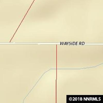 Reno Residential Lots & Land For Sale: Wayside Rd